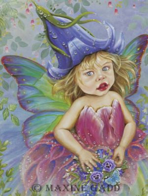 5  Maxine Gadd Greeting Cards -- Amy Lee