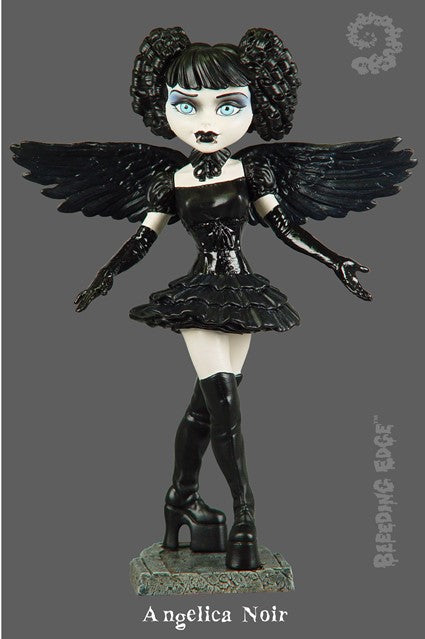 BeGoths Angelica Noir Gothic Doll -- Series 4