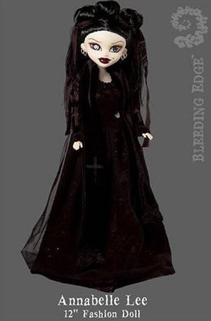 Bleeding Edge Annabelle Lee BeGoth Gothic Doll