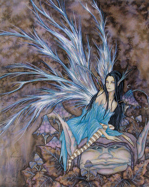 Amy Brown Annwn Fairy Print -- Last One