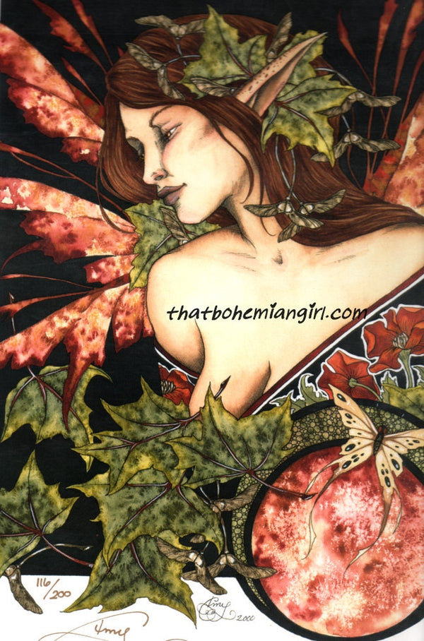 Amy Brown Ariana Print -- Limited Edition