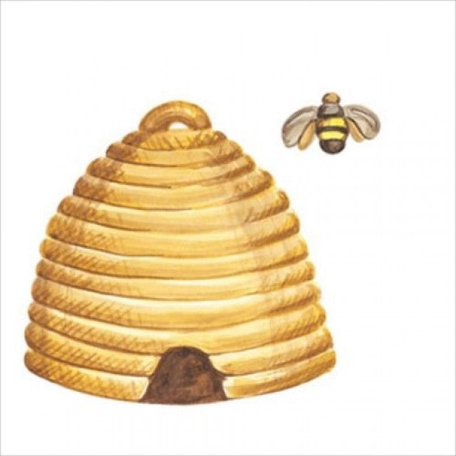 Wallies Bee Hive Skep Wallpaper Cutouts