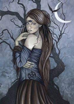 Jessica Galbreth Bewitching Fairy Ceramic Tile Art