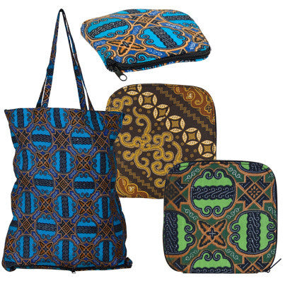 Bohemian Batik Shopping Market Bag