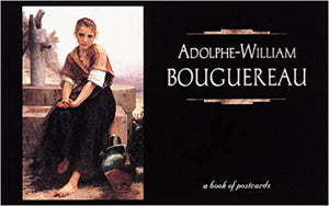 Adolphe William Bouguereau Paintings Postcard Book