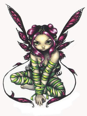 Jasmine Becket Griffith Captive Fairy Sticker