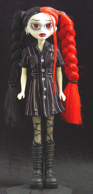Casual Storm -- BeGoth -- Bleeding Edge Doll