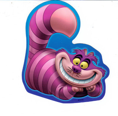 Cheshire Cat Sticker Decal