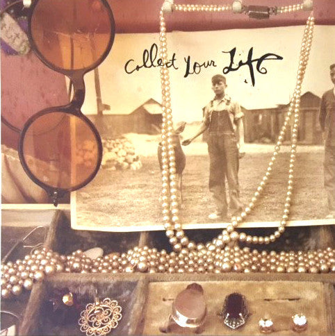 Sabrina Ward Harrison  Collect Your Life Art Panel Print