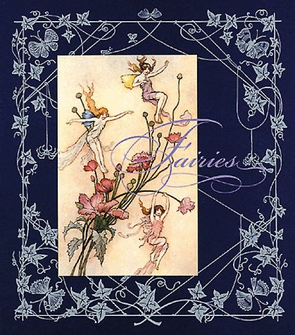 Fairies Book by Elizabeth Ratisseau -- 1998