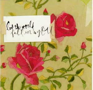 Sabrina Ward Harrison Fall Into You Note Card