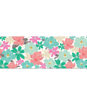 "Hazel and Ruby 8"" Wide Floralicious Flower Washi Tape"