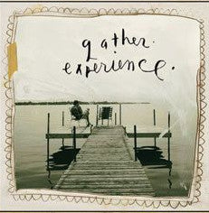 Sabrina Ward Harrison Gather Experience Note Card