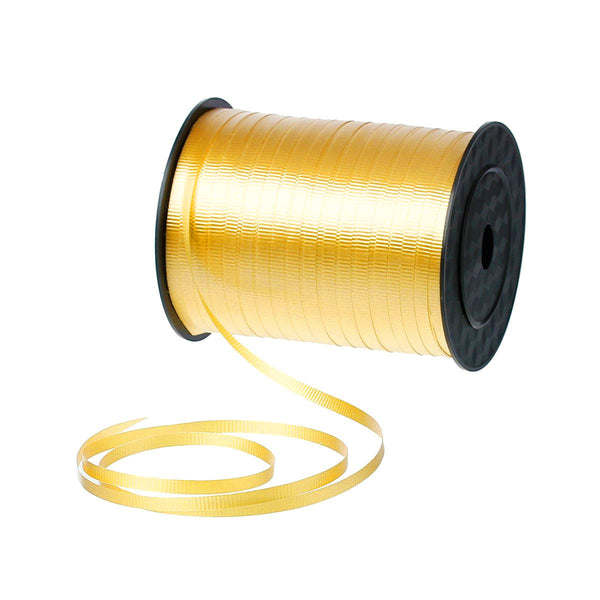 Golden Yellow Curling Ribbon -- 500 Yards