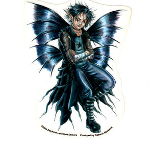 Delphine Levesque Demers Gothboy Fairy Sticker