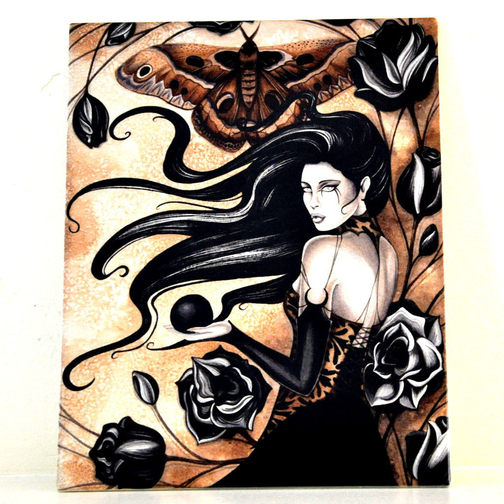 Jessica galbreth gothic rose ceramic tile art limited edition jessica galbreth gothic rose ceramic tile art limited edition dailygadgetfo Choice Image