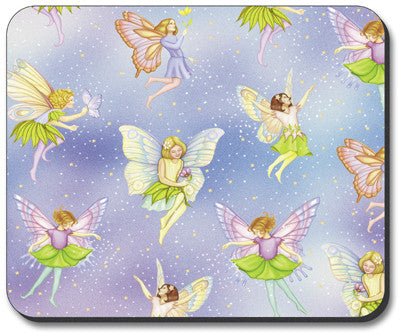 Happy Fairies Mouse Pad