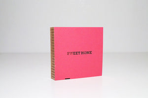 Yusuke Oono Home Sweet Home 360 Degree Art Mobile or Tabletop Ornament