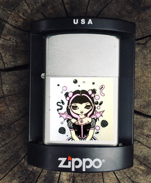 Jasmine Becket Griffith Zippo Licorice Fairy Lighter