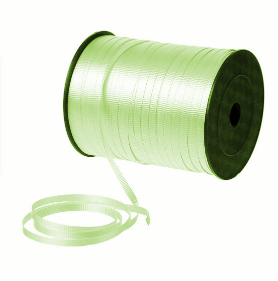 Light Green Curling Ribbon -- 500 Yards