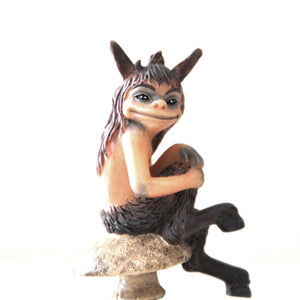 Amy Brown Puck Mini Figurine |  Amy Brown Signature Series Retired
