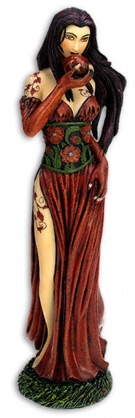 "Large 10"" Amy Brown Morgana Figurine Signature Series Retired"