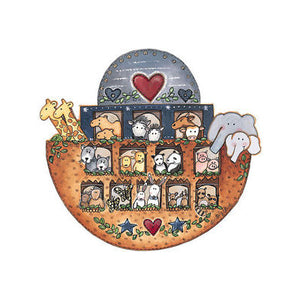 Wallies Noah's Ark Wallpaper Cutouts