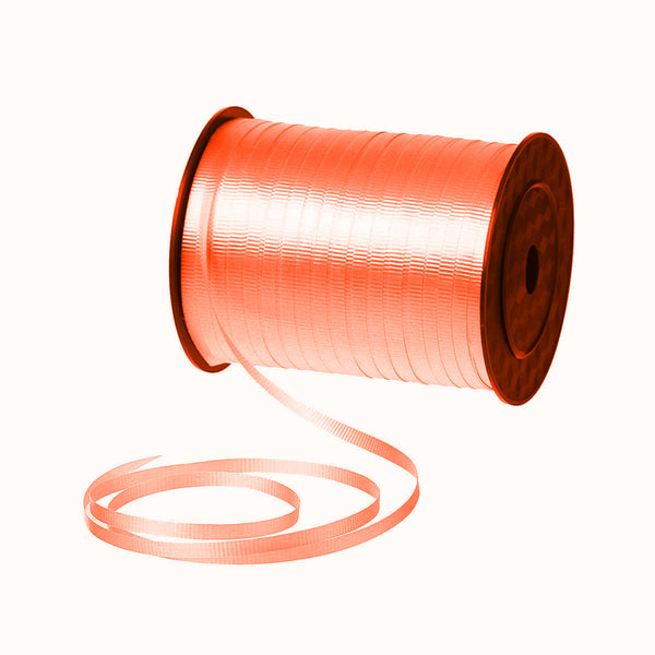Orange Curling Ribbon -- 500 Yards