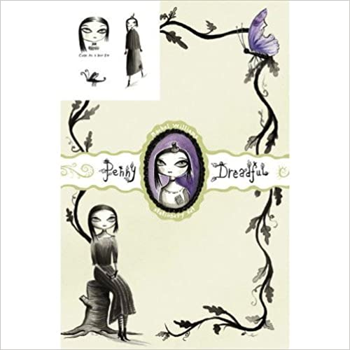 Penny Dreadful Stationery Set