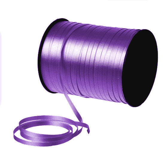 Purple Curling Ribbon -- 500 Yards