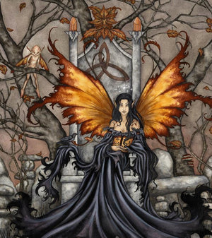 Amy Brown Queen Mab Fairy Print