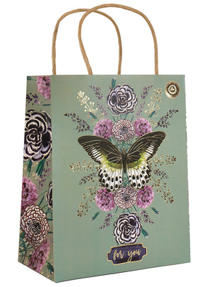 Rare Butterfly Species Bohemian Butterfly Gift Bags