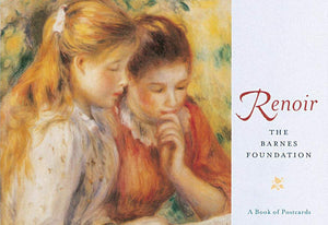 Renoir Paintings Postcard Book