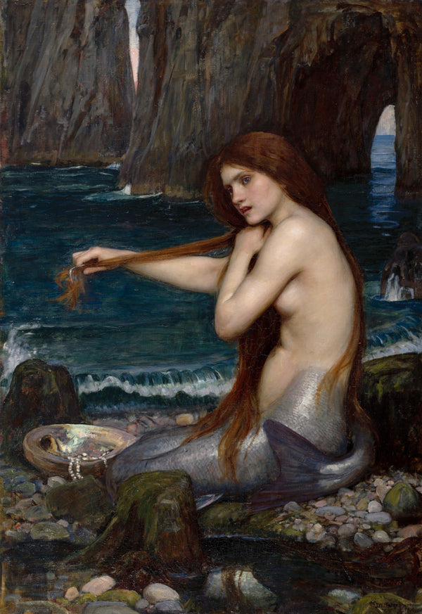 John William Waterhouse Art Card