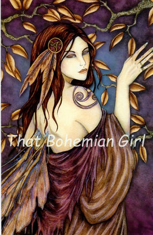 Amy Brown Rhiannon I Fairy Note Card