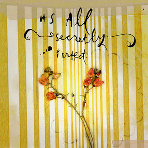 Sabrina Ward Harrison All Secretly Perfect Note Card