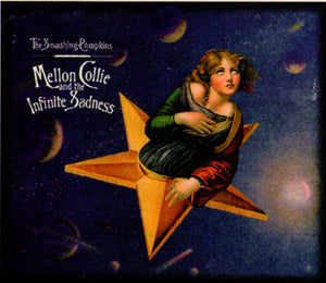 Smashing Pumpkins Mellon Collie and the Infinite Sadness Sticker Decal