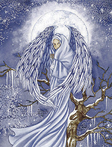 Amy Brown Snow Queen II Fairy Print -- Limited Edition
