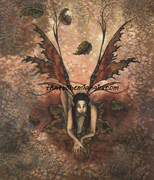 Amy Brown Something Wild III Fairy Print -- Limited Edition