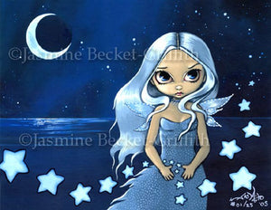 Jasmine Becket Griffith Spinner of Stars Fairy Print
