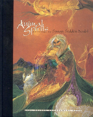 Susan Seddon Boulet 2001 Animal Spirits Engagement Book