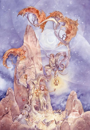 Stephanie Law The Hunt Print