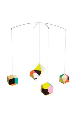 Themis Geometric Mobile by Artecnica