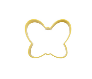 11 Yellow Butterfly  Cookie Cutters