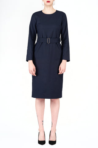 TWO PEARS-Bodycon Office Dress