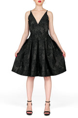 DRESS THE POPULATION-COLLETTE DRESS