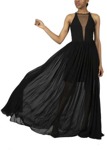 DRESS THE POPULATION-PATRICIA BLACK GOWN
