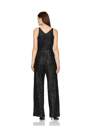 DRESS THE POPULATION-CHARLIE JUMPSUIT