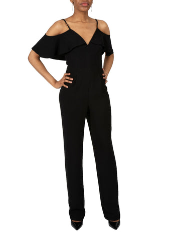 DRESS THE POPULATION-LIV JUMPSUIT
