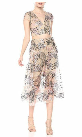 DRESS THE POPULATION-JULIANA DRESS